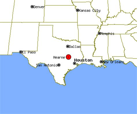 hearne texas map hearne profile hearne tx population crime map
