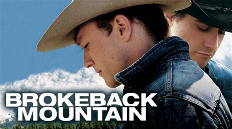 film cowboy mountain maybe it s just me it s the 10th anniversary of
