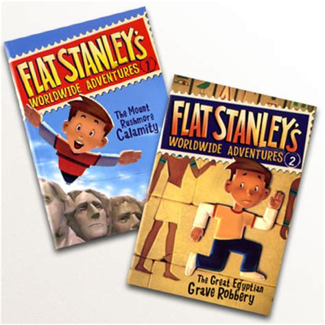 stanley will probably be books chapter books for preschoolers flat stanley in lieu of