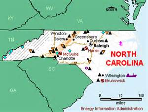 carolina resources map www pixshark
