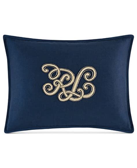 Ralph Decorative Bed Pillows ralph tate 15 quot x 20 quot decorative pillow decorative