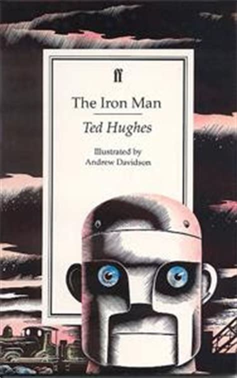 the iron man by ted hughes buy books at lovereading4kids co uk iron giant a story told in five nights by ted hughes illustrated by andrew davidson 78 pp rl 2