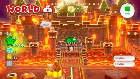 super mario 3d world guide world 8 all levels beaten tom chick and scott dobrosielsky author at quarter to three