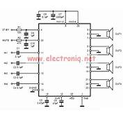 TDA7384 Class AB Audio Power Amplifier Circuit Design