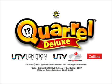Brief Quarrel Crossword quarrel deluxe gameplay capsule computers