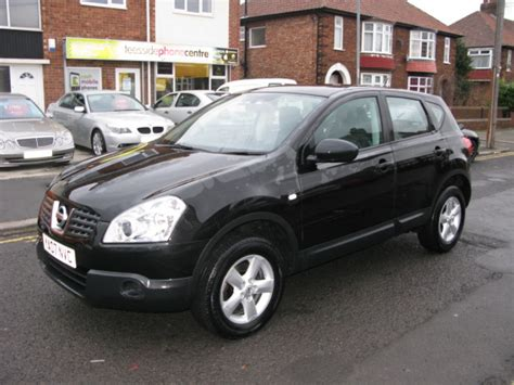 nissan qashqai 2007 2007 nissan qashqai pictures information and specs