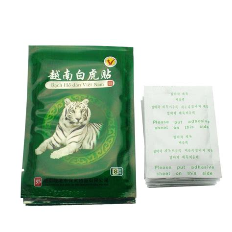 Kinoki White Detox Foot Patch 40pcs white tiger balm 10pcs kinoki detox foot pad patch