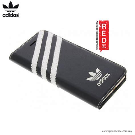 Iphone 7 Adidas Stripe Pb Hardcase apple iphone 8 plus adidas original booklet folio flip for iphone 7 plus iphone 8