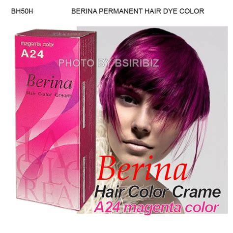 berina hair color berina permanent hair dye color punky