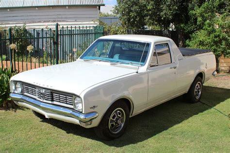 vauxhall monaro pickup 1969 ht holden ute 308 2 speed powerglide aussie plates