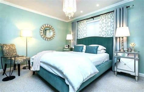 bedroom atmosphere ideas seafoam green pink red yellow