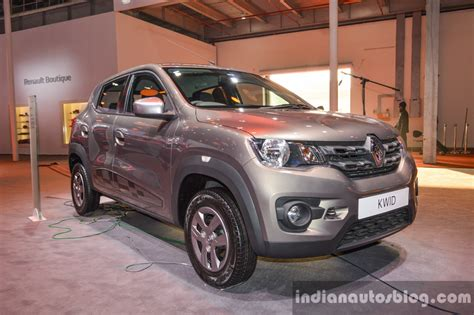 renault india renault kwid 1 0 l packing more power and punch car whoops