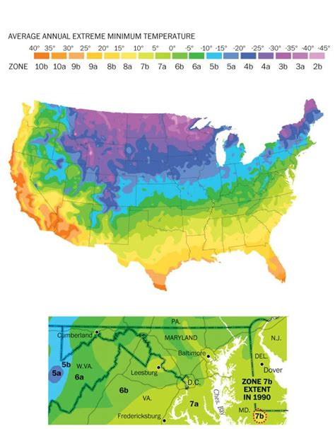 usda zone map usda upgrades plant hardiness zone map educate myself