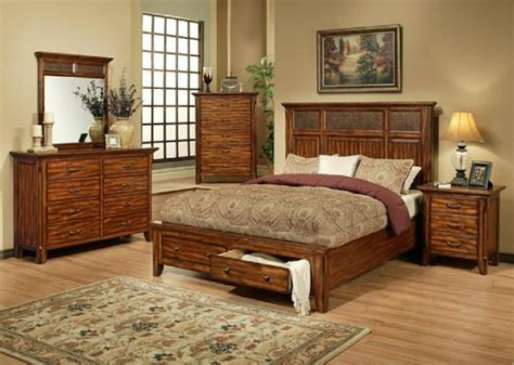 Wooden Bedroom Sets Adorable Home Wooden Bedroom Furniture