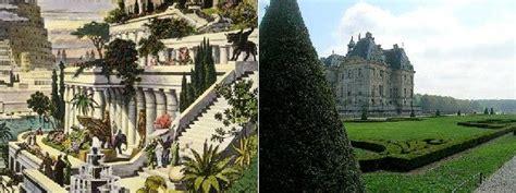 giardino babilonese i giardini storia ed evoluzione rivista di agraria org