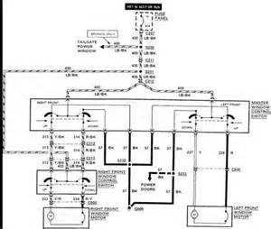 1990 ford f 150 changing power window need wiring diagram