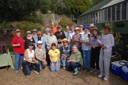 Marin Master Gardeners by Marin Master Gardeners 25th Anniversary Ucce Marin