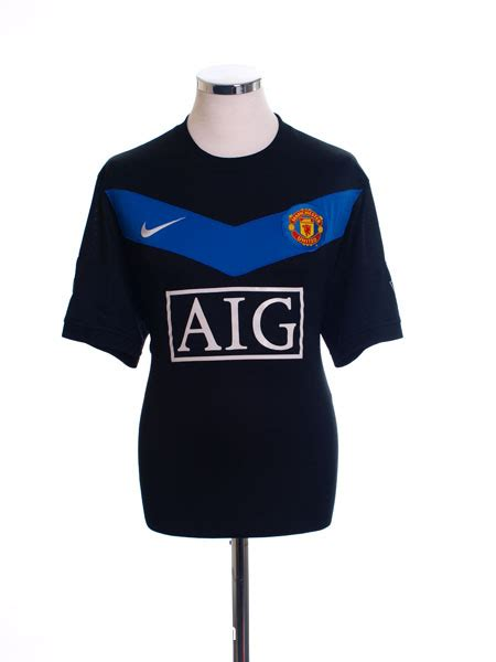 2009 10 manchester united away shirt s for sale