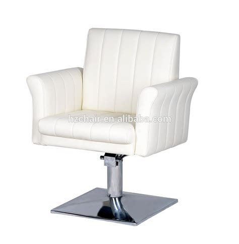 white portable chair 2015 durable portable white hairdressing chair for jpg