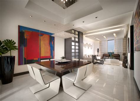 trump tower interior trump tower miami apartment contemporary dining room