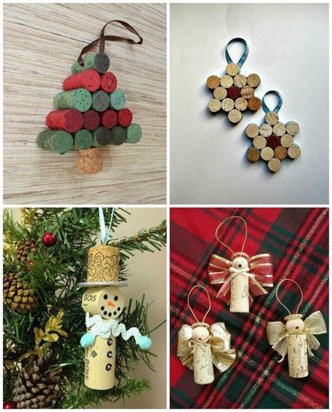 45 adornos reciclados originales para el 225 rbol de navidad