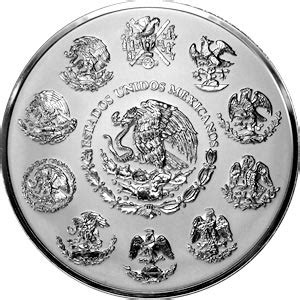 calendario azteca 1 kg bbva bancomer rare and low mintage bullion thread coin community forum