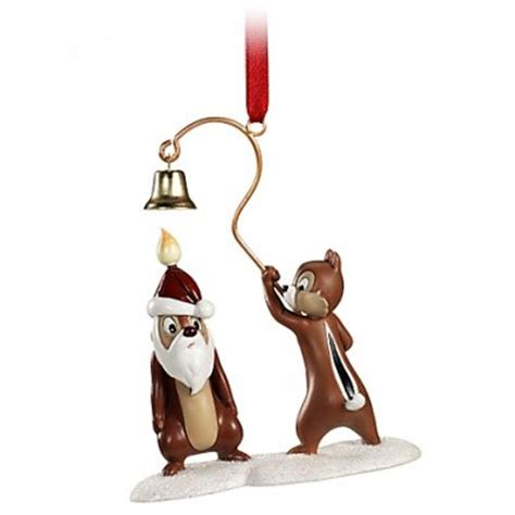 chip n dale pluto s christmas tree ornament 2011 from