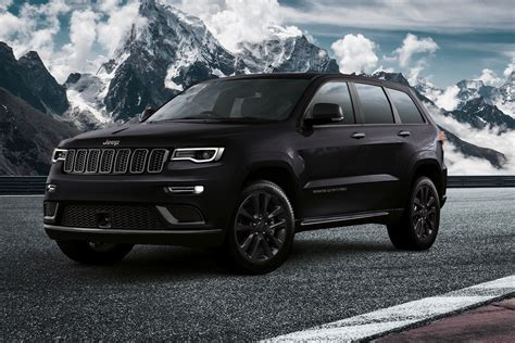 jeep laredo blacked out jeep grand cherokee s sondermodell der legende newcarz
