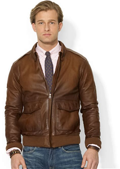 Jaketexpress Boomber Brown Jacket Boomber polo ralph farrington bomber jacket where to buy how to wear