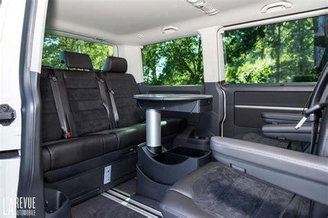 volkswagen multivan interior photo transporter multivan generation six interieur