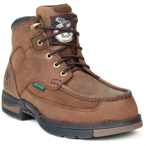 s work boots s 174 athens steel toe waterproof work boots