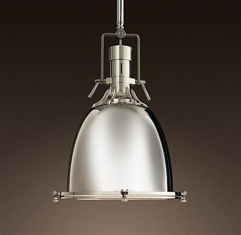 Restoration Hardware Kitchen Island Lighting Benson Pendant Pendants Restoration Hardware
