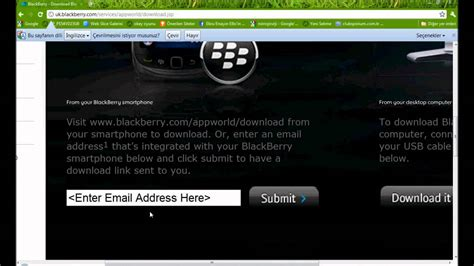 download youtube for blackberry how to download blackberry app world youtube