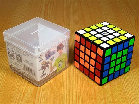 Rubik 5x5 Yuxin 5x5 Yuxin Purple Qilin 5x5x5 yuxin 5x5 black white stickerless puzzle shop cutcorner