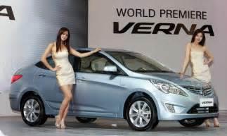 Hyundai Verna Fluidic Models New Car Model 2012 Hyundai Verna Fluidic India 2012