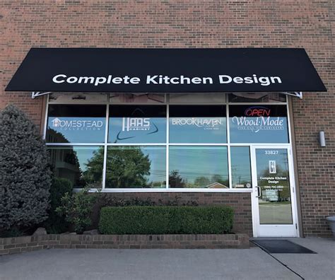 Competitive Kitchen Design by Location Amp Hours Complete Kitchen Design Of Mi