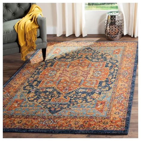 colorful livingrooms with rugs loom old yarn wheat anchor your aesthetic in effortless style with this rug