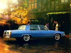 86 Cadillac Fleetwood 1982 86 Cadillac Fleetwood Brougham