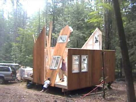 how to build a small house in your backyard where to build a small house youtube