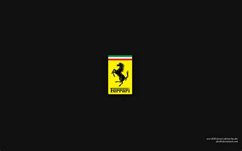 ferrari porsche logo free wallpaper black ferrari wallpaper