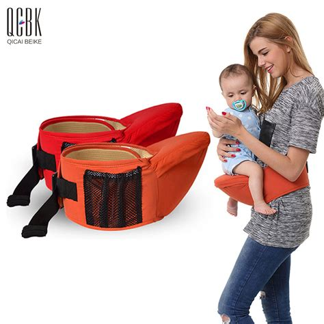 hip baby carrier breathable fabric baby carrier hip seat backpack baby