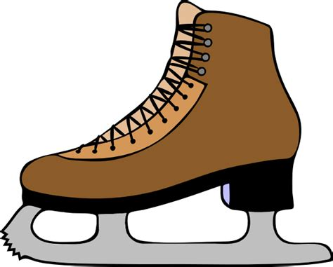 Skates Clipart skate shoe clip at clker vector clip