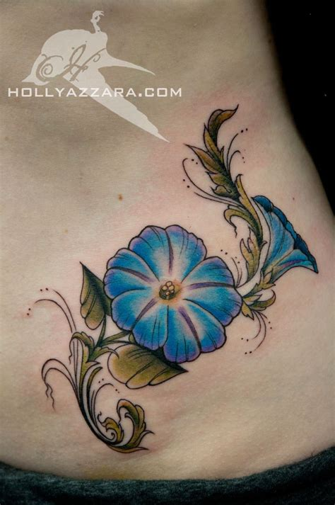 morning glory tattoo designs best 25 morning ideas on morning