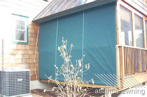 awning screen panels commercial side curtains drop panels screens atlantic