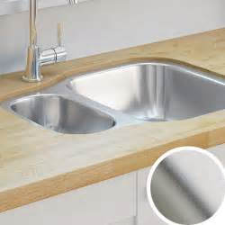 Stainless Steel Sinks For Kitchen Kitchen Sinks Metal Ceramic Kitchen Sinks Diy At B Q