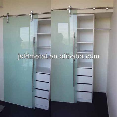 frosted glass sliding closet door esmerilado de vidrio templado gabinete closet puerta