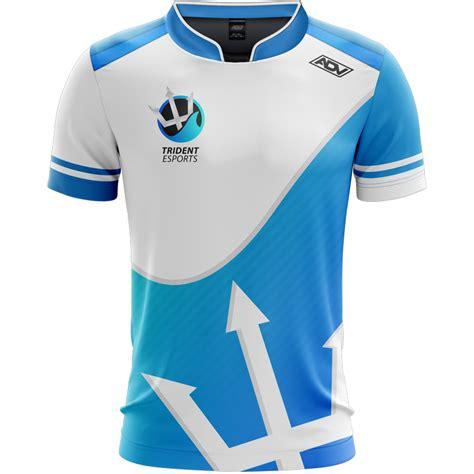 wearadv trident esports club jersey