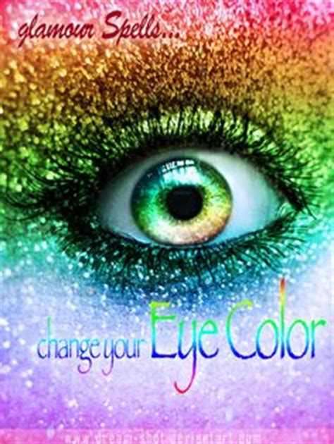 eye color spell eye color magic spells and on
