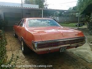 Chrysler South Africa 1969 Chrysler South Africa 383 Sedan Range Specs