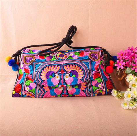 Selling Handmade Bags - aliexpress buy selling ethnic sided embroidery